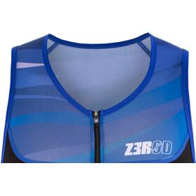 Z3R0D Start Traje Triatlón Hombre, armada black/blue